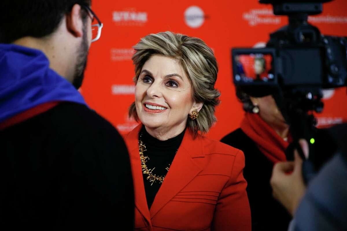 """Attorney Gloria Allred poses at the premiere of """"Seeing Allred"""" during the 2018 Sundance Film Festival on Sunday, Jan. 21, 2018, in Park City, Utah. (Photo by Danny Moloshok/Invision/AP)"""