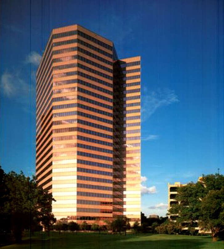 Improvements have been made recently at the 25-story Sage Plaza.