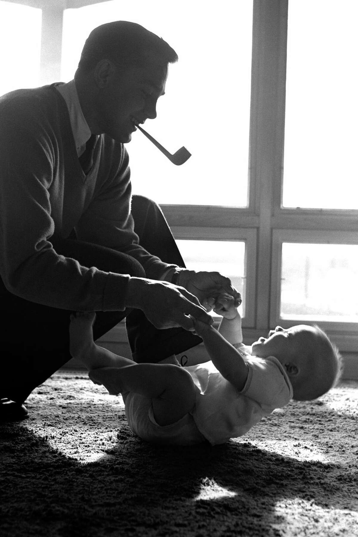 3) Smoking Was Emulated and Encouraged Cigarettes hung from adult lips everywhere-in stores, on planes, on television, and at the kitchen table. Aside from being constantly exposed to secondhand smoke, it was modeled as healthy. Cigarette ads featured babies and parents together. Mom and Dad thought it was adorable to pose toddlers with unlit cigarettes or pipes in cutesy photos. Teen smoking was sometimes considered a sign of maturity.Kids were routinely sent to the store to buy cigarettes for their parents, and no questions were asked.