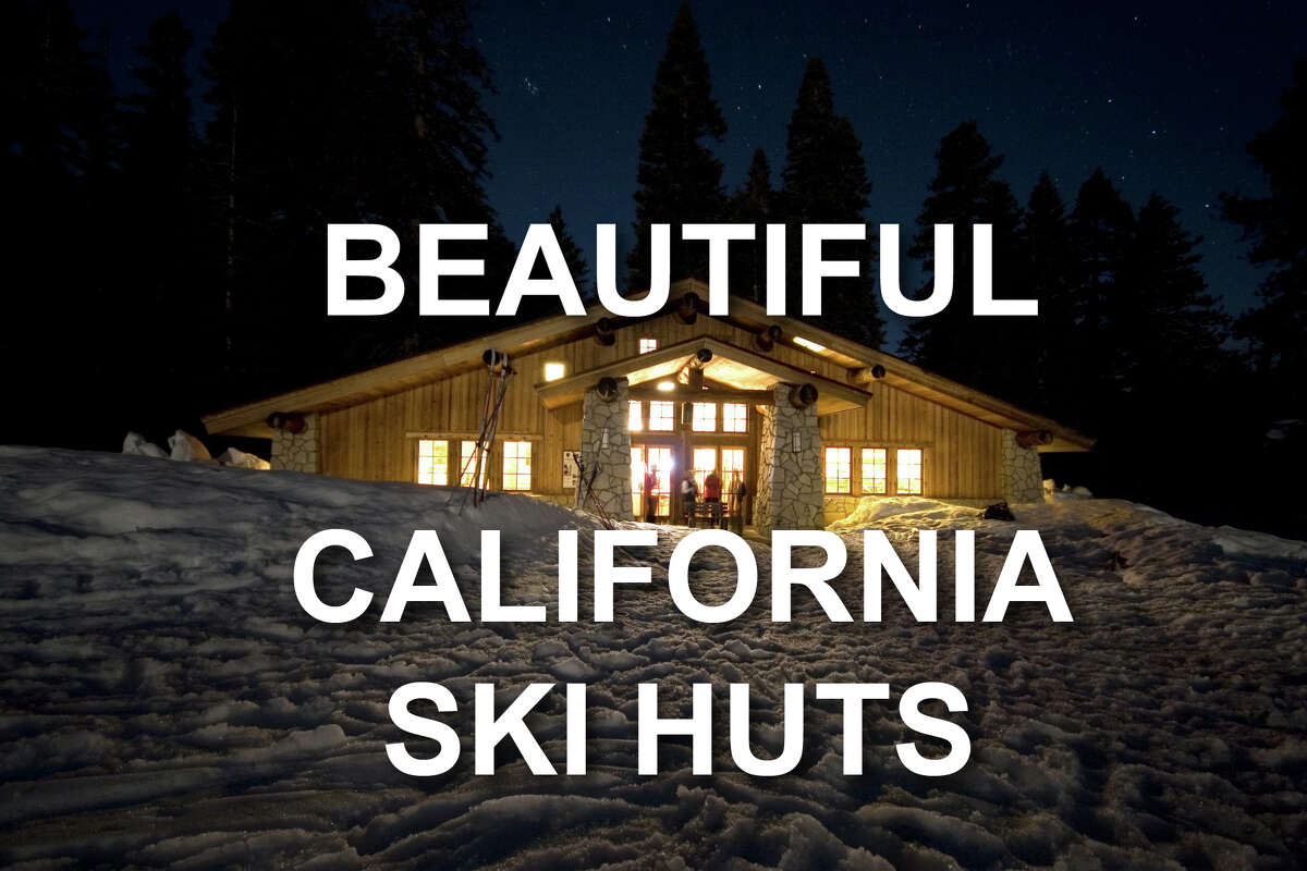 These are the most beautiful California ski lodges and huts that you can only reach on a set of skis or a snowboard. Click through to get cozy.