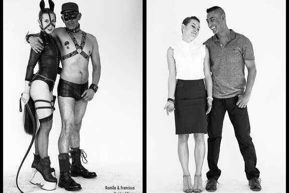 A new online photo exhibition shows the diversity of human sexual expression as seen at the Folsom Street Fair. The portraits were taken by Michael Topolovac, a co-founder of Crave luxury sex toys for women, based in San Francisco. The exhibit, with photos of fair-goers in costume, and later, in street clothes, aims to show the complexity of the private and personal expression of self.