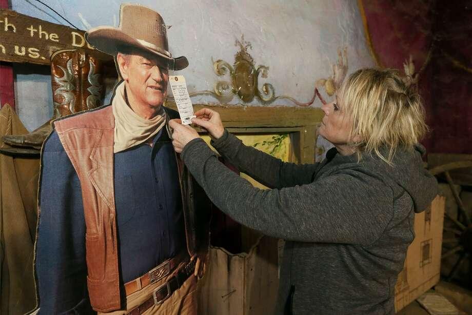 Props At John Wayne Movie Set For Sale This Weekend San