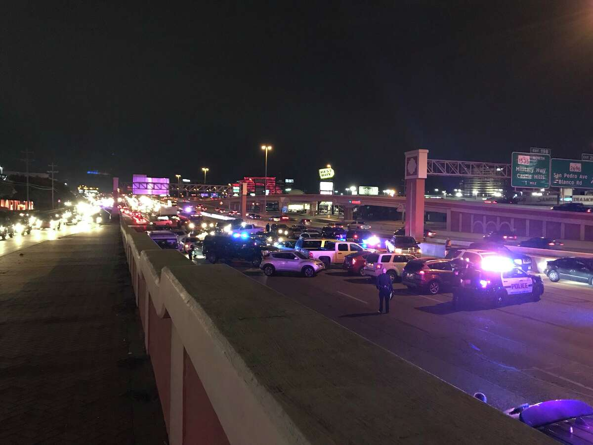 Jan. 25: A teenager accused of stealing a bike and riding it onto Loop 410 was shot and killed by a San Antonio police officer after the teen pulled a knife and began to struggle with officers.