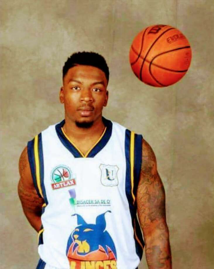 Tyrice D'Andre Hill Sr. played professional basketball in Mexico before returning to the United States and becoming a DJ. Photo: Courtesy Photo