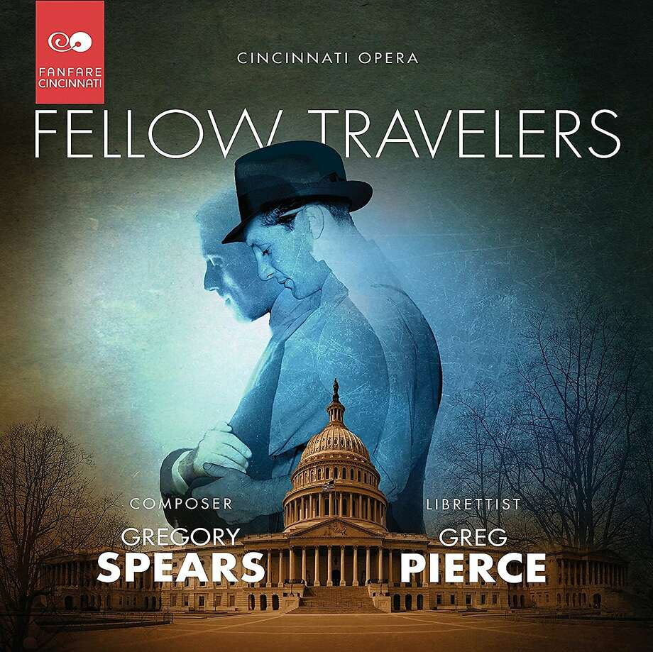 "Gregory Spears, ""Fellow Travelers"" Photo: Fanfare Cincinnati"