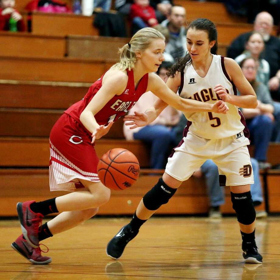 Deckerville 61, Caseville 23 Photo: Paul P. Adams/Huron Daily Tribune