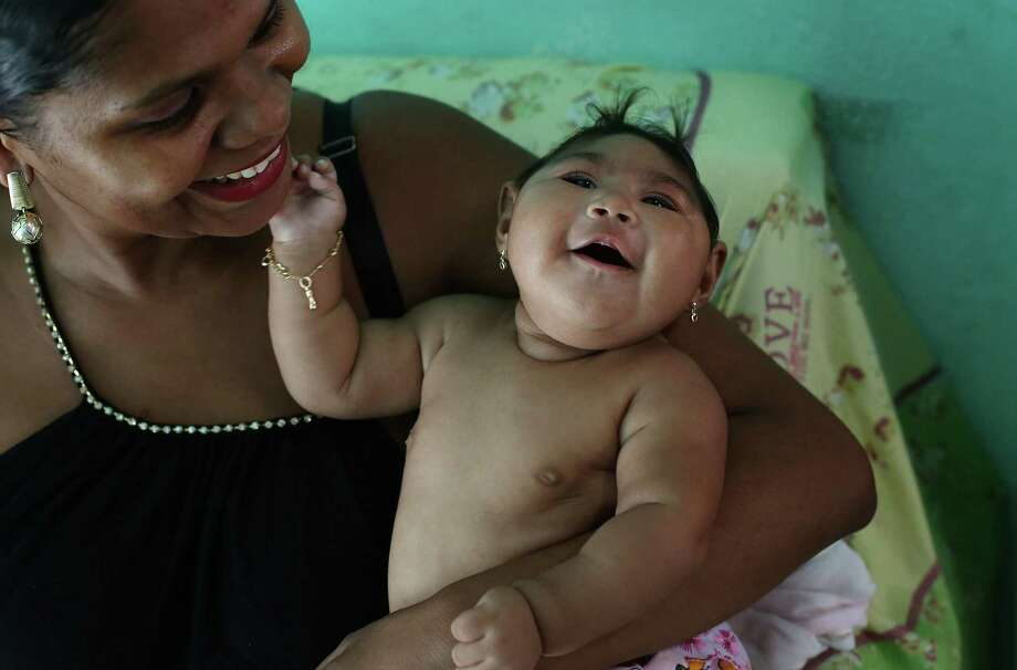 A report last week found an increase in one south Texas county in microcephaly and other neurological defects associated with the Zika virus, but the state number of such potential cases actually declined in the study period.  Photo: Katie Falkenberg, MBR / Los Angeles Times