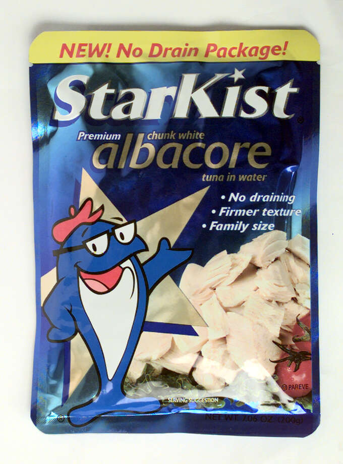 StarKist tuna in the pouch PHOTO BY JUANITO GARZA STAFF Photo: JUANITO GARZA, STAFF / SAN ANTONIO EXPRESS-NEWS