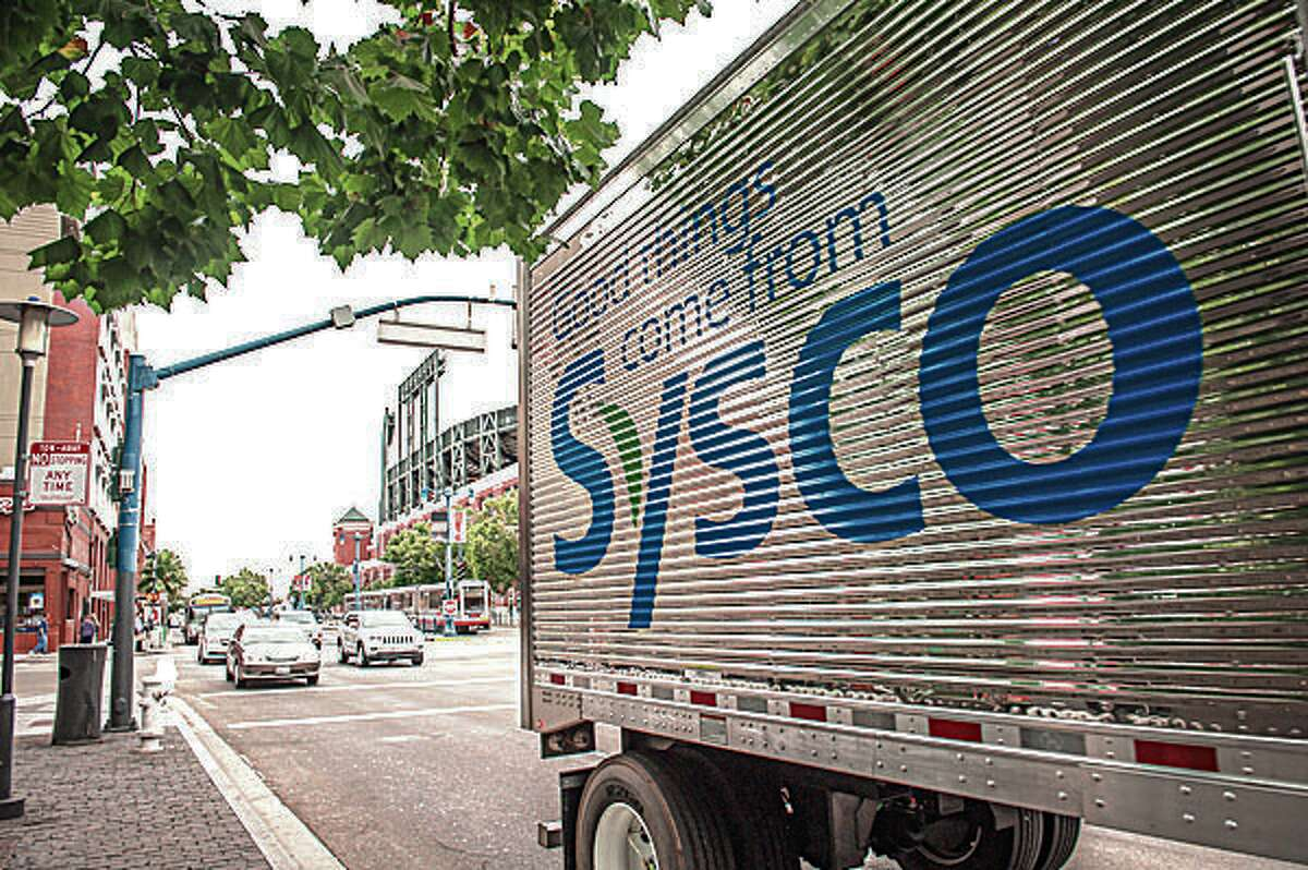 Houston's Sysco distributes food products around the world.