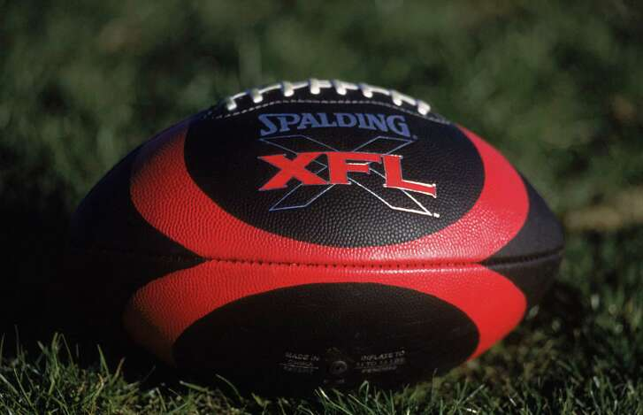 With flashes of memories from a past life in 2001 pictured below, the XFL is returning in 2020, or so says Vince McMahon, above, chairman and chief executive officer of World Wrestling Entertainment, who thinks the time is right to try again.