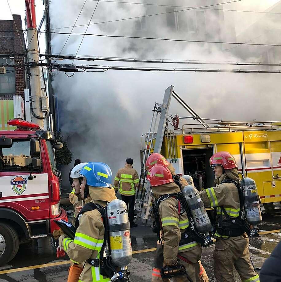 Iran Expresses Regret Over South Korea Hospital Fire