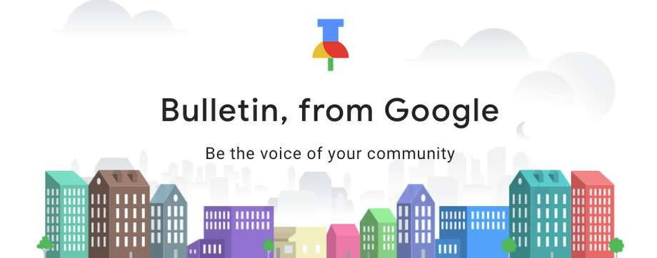 Google's Bulletin is an app that tries to make covering and posting local news easy. Photo: Chronicle Screenshot