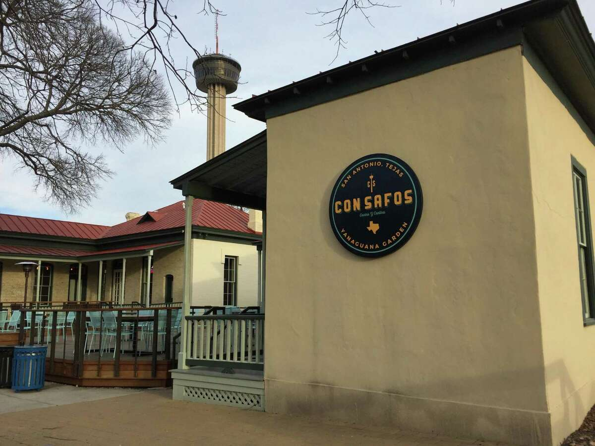 Con Safos Cocina y Cantina decided not to renew its lease at Espinoza House, a 1,464-square-foot house next to the urban park's splash pad and sand area. The business's last day will be Nov. 3.