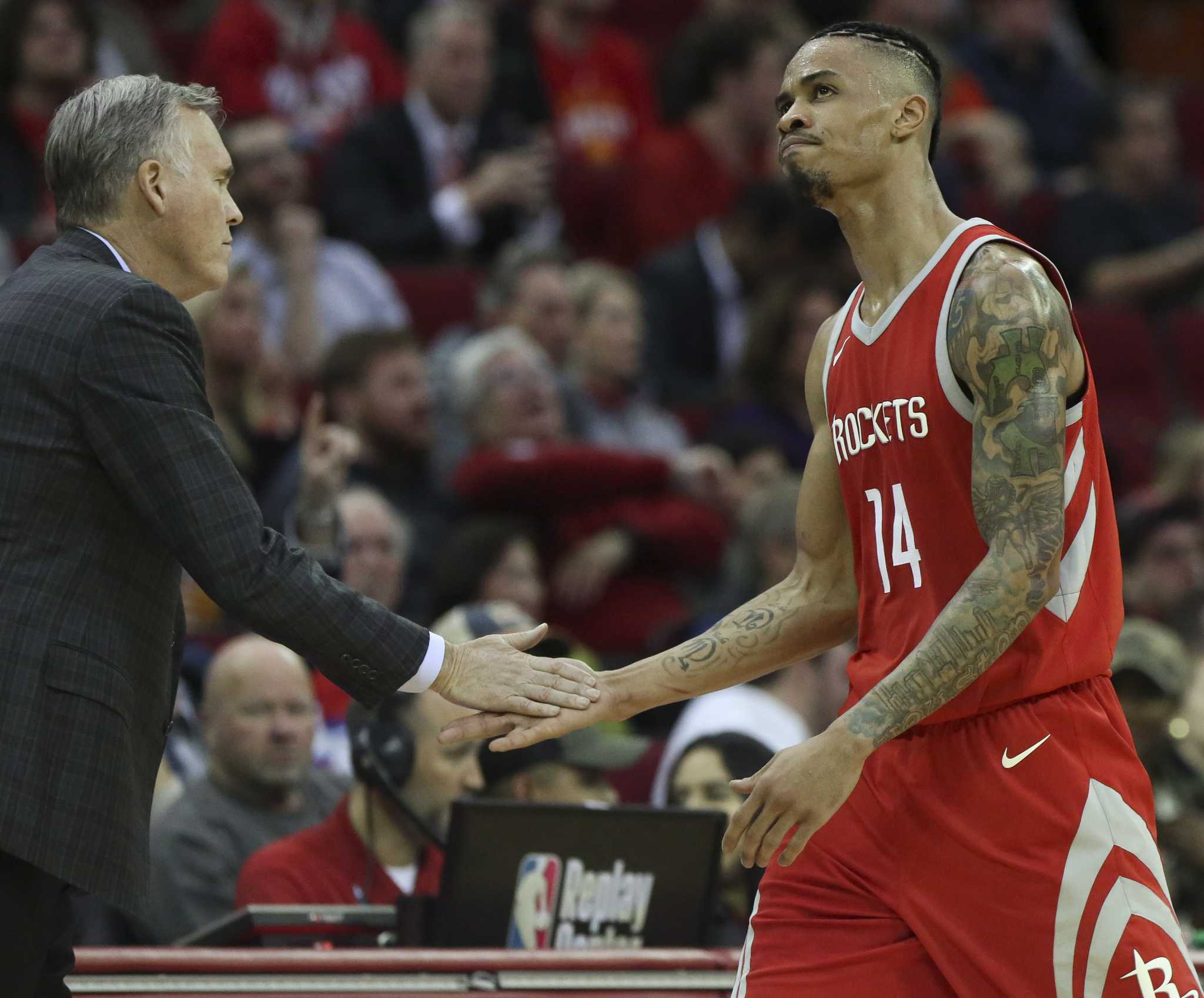 Mike D Antoni S Respect For Gerald Green Grew Fast Itbnews