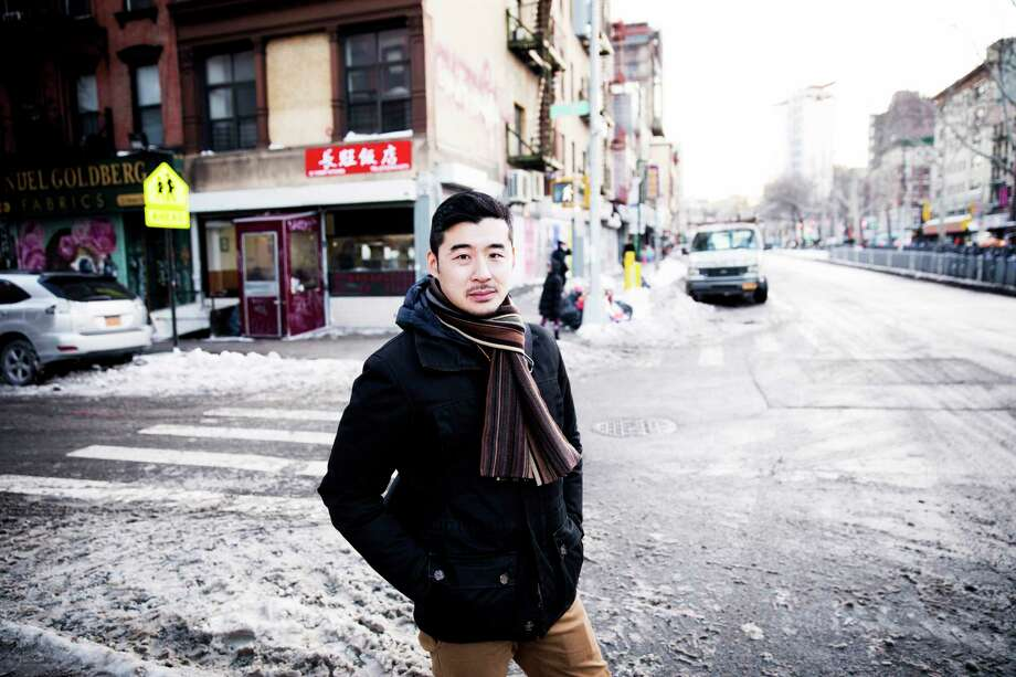 Francis Lam in New York's Chinatown. Photo: Photo For The Washington Post By Jesse Dittmar / Jesse Dittmar