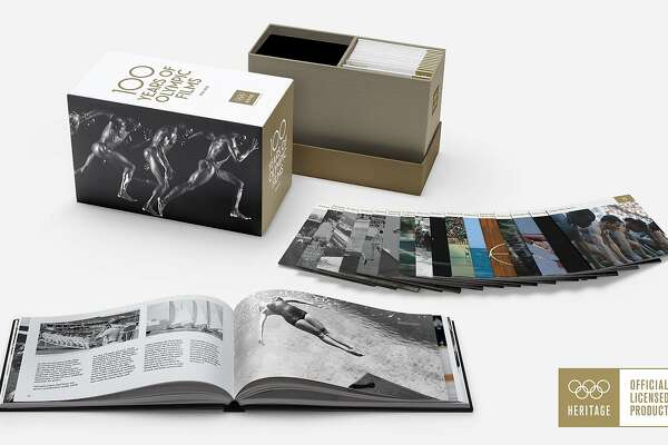 Criterion has released a 32-disc set of Olympic films dating from 1912 through 2012.