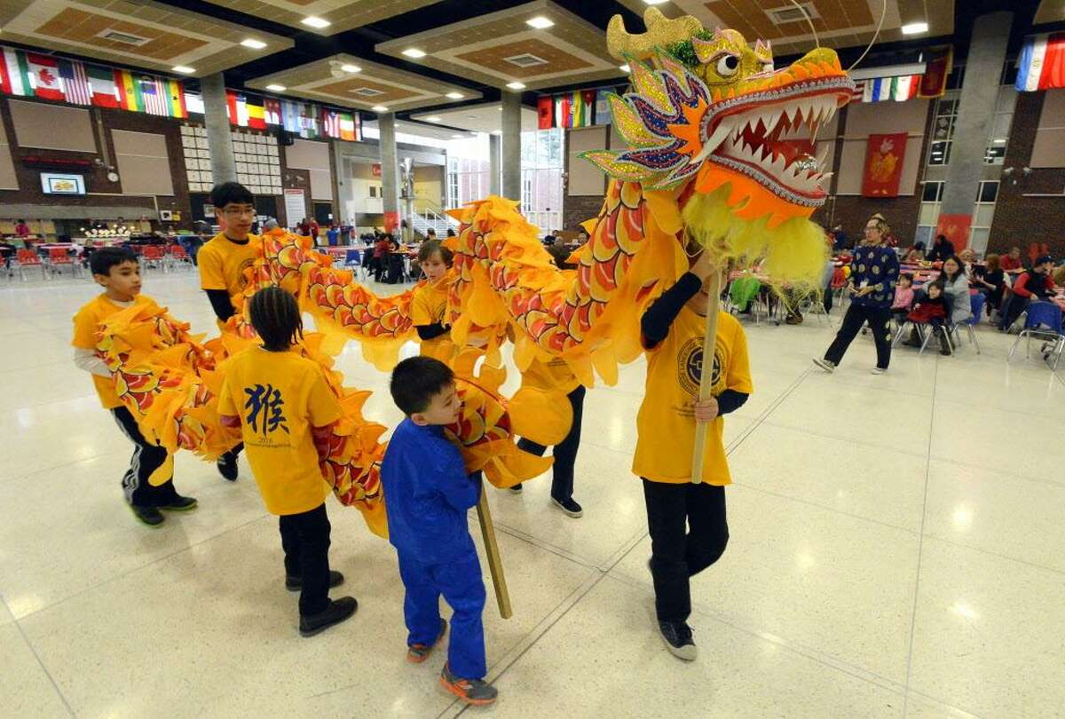 The Chinese Language School of Connecticut will celebrate the Chinese New Year with demonstrations, workshops, performances, dances and activities at Greenwich High School on Saturday. Find out more.