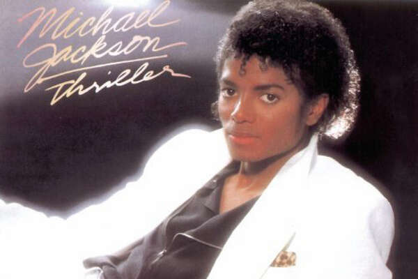 """Michael Jackson's """"Thriller"""" won album of the year at the 26th annual Grammy Awards in 1984. According to Washington Post critic Chris Richards, it's one of only three winners in the past 38 years that deserved the top prize."""