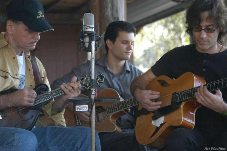 Jimmy Gaudreau, Vinny Raniolo & Frank Vignola at Riverhawk