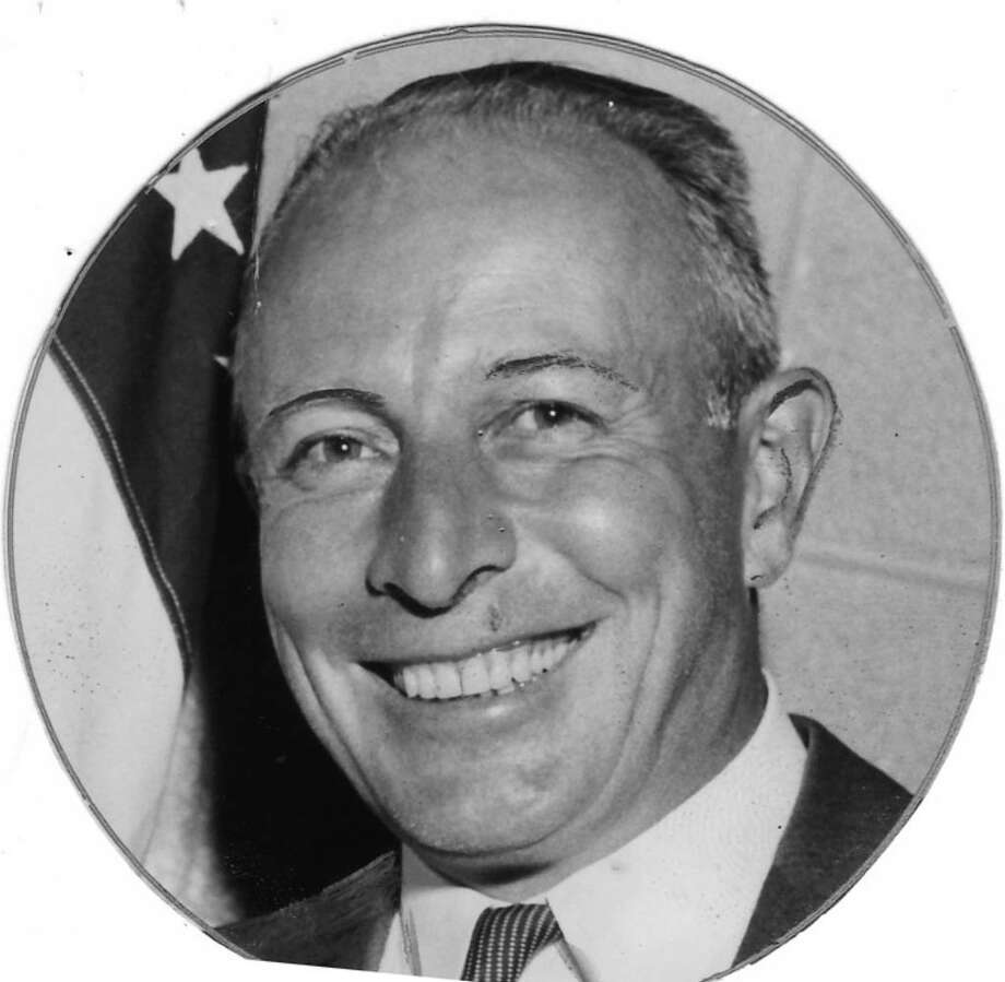Albany Mayor Erastus Corning 2nd in undated photo.  (Times Union Archive)