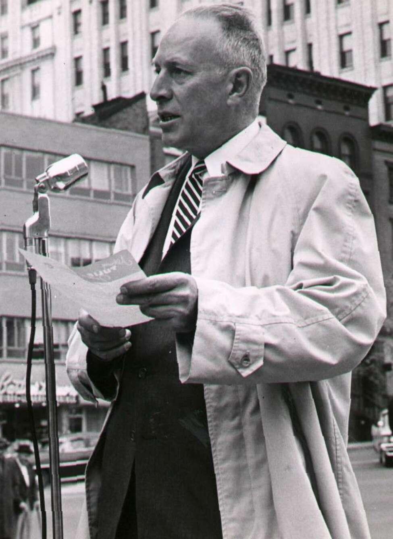 Mayor Erastus Corning 2nd in an undated photo. (Times Union Archive)