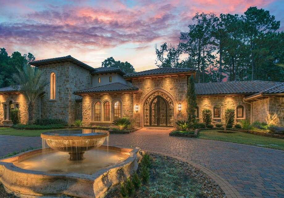 11 Congressional Circle, The Woodlands$4.5 million6 bedrooms, 7 full and 1 half baths1.47 lot acres$452.49 per square footSee the listing Photo: Diana Kink/The Kink Team/HAR.com