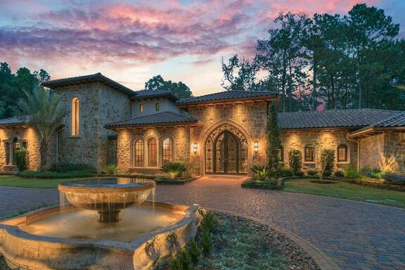 11 Congressional Circle, The Woodlands  $4.5 million 6 bedrooms, 7 full and 1 half baths 1.47 lot acres $452.49 per square foot  See the listing