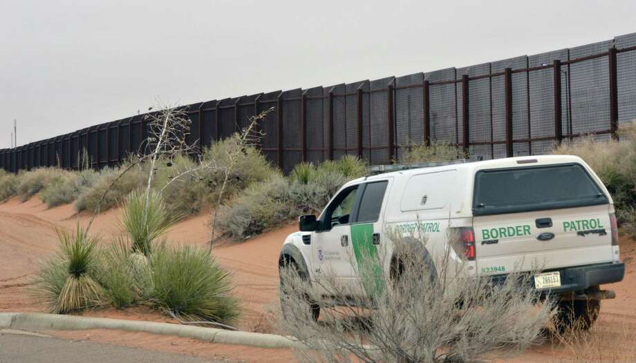 """Francisco Cantú, author of """"The Line Becomes a River,"""" said that the strangeness and violence of the job of the Border Patrol agent wan't clear to him until he left. """"You're just trying to do your job and get home, get rest and do it again,"""" he said. Photo: Russell Contreras /Associated Press / Copyright 2018 The Associated Press. All rights reserved."""
