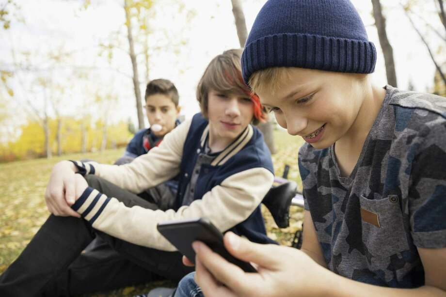 Texting, especially for young people, involves a language all its own. Photo: Hero Images /Getty Images /Hero Images / This content is subject to copyright.