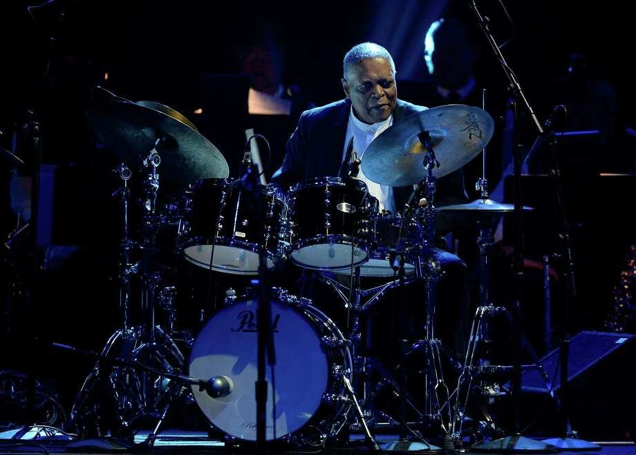Renowned jazz drummer Billy Hart plays a free concert Sunday with his quartet as part of the International Music Festival. Photo: Kevork Djansezian /Getty Images / 2015 Getty Images