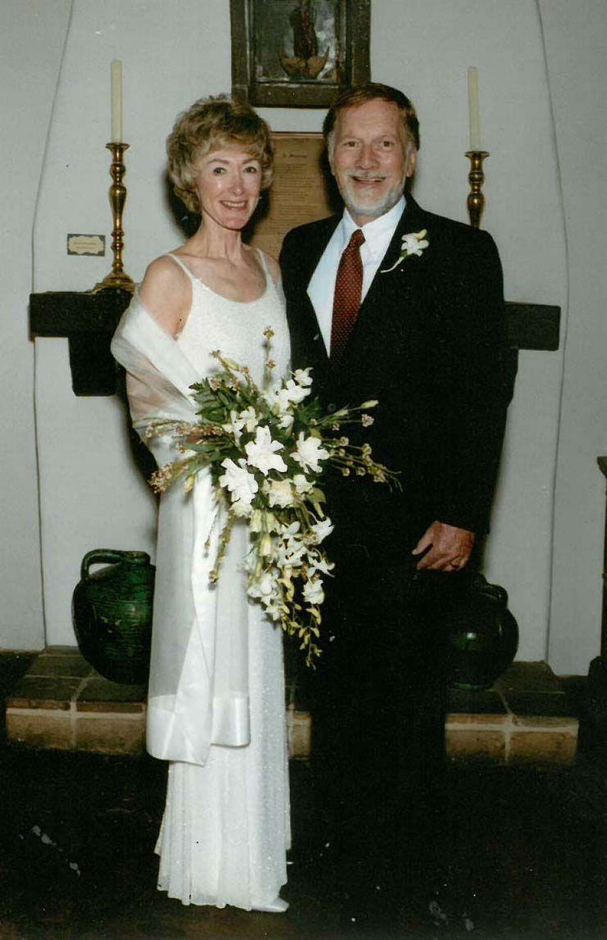 Joseph Dunwoody Jr. met Martha Tanner in February 2001. The couple married the following December.