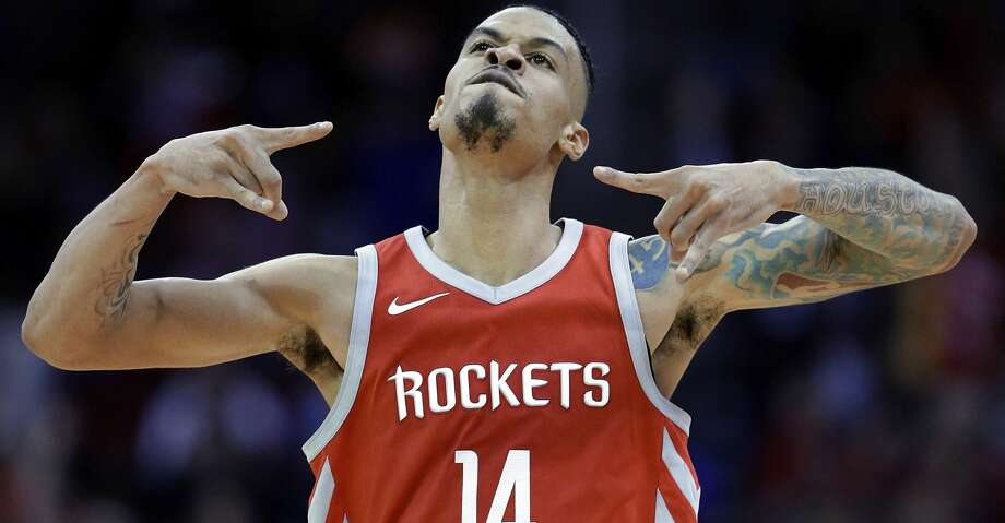 Rockets guard Gerald Green (14) is likely to get more playing time now as long as Trevor Ariza remains out with a hamstring injury. Photo: Michael Wyke/Associated Press