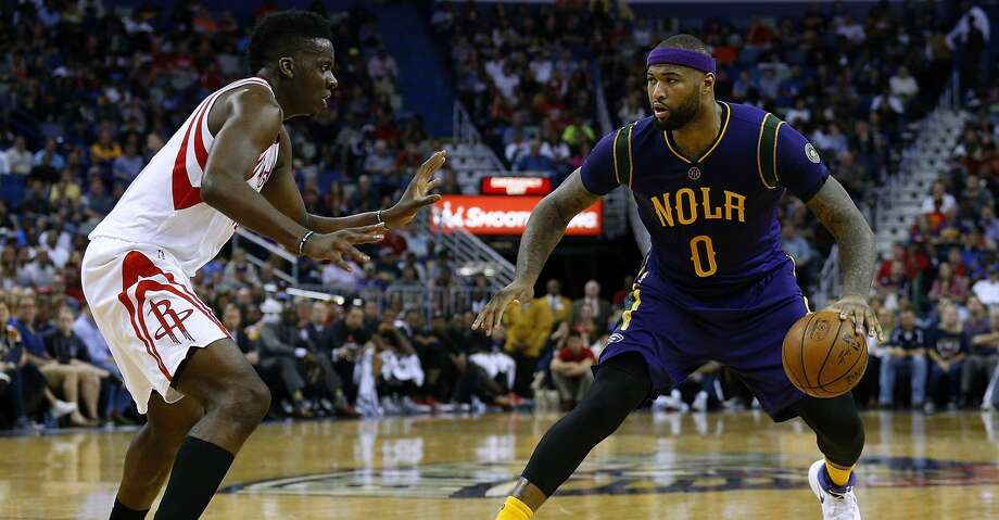 PHOTOS: Rockets game-by-gameA matchup with 270 pounds of DeMarcus Cousins brought a reminder of how Clint Capela has to approach games against the full-sized centers.Browse through the photos to see how the Rockets have fared through each game this season. Photo: Jonathan Bachman/Getty Images