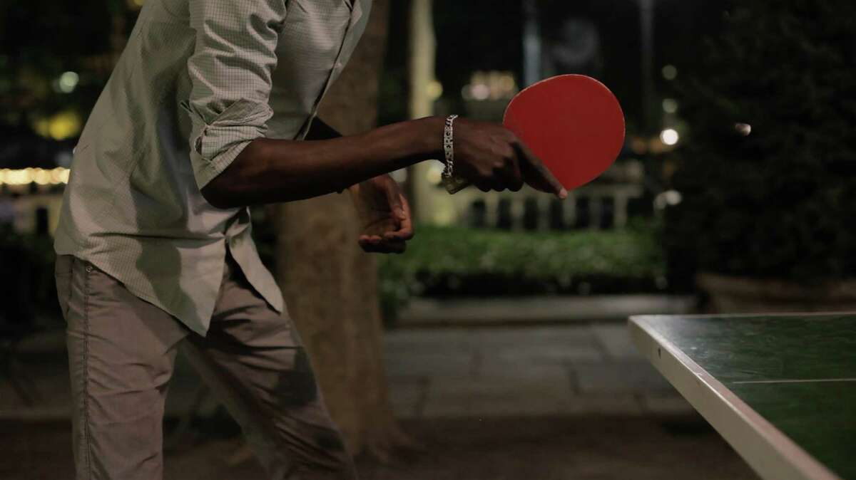 """""""The Tables"""" takes a look at the powerful connection between a pair of outdoor ping pong tables in the heart of New York City and the unlikely group of people theyÂ?'ve brought together, from homeless people to investment bankers."""