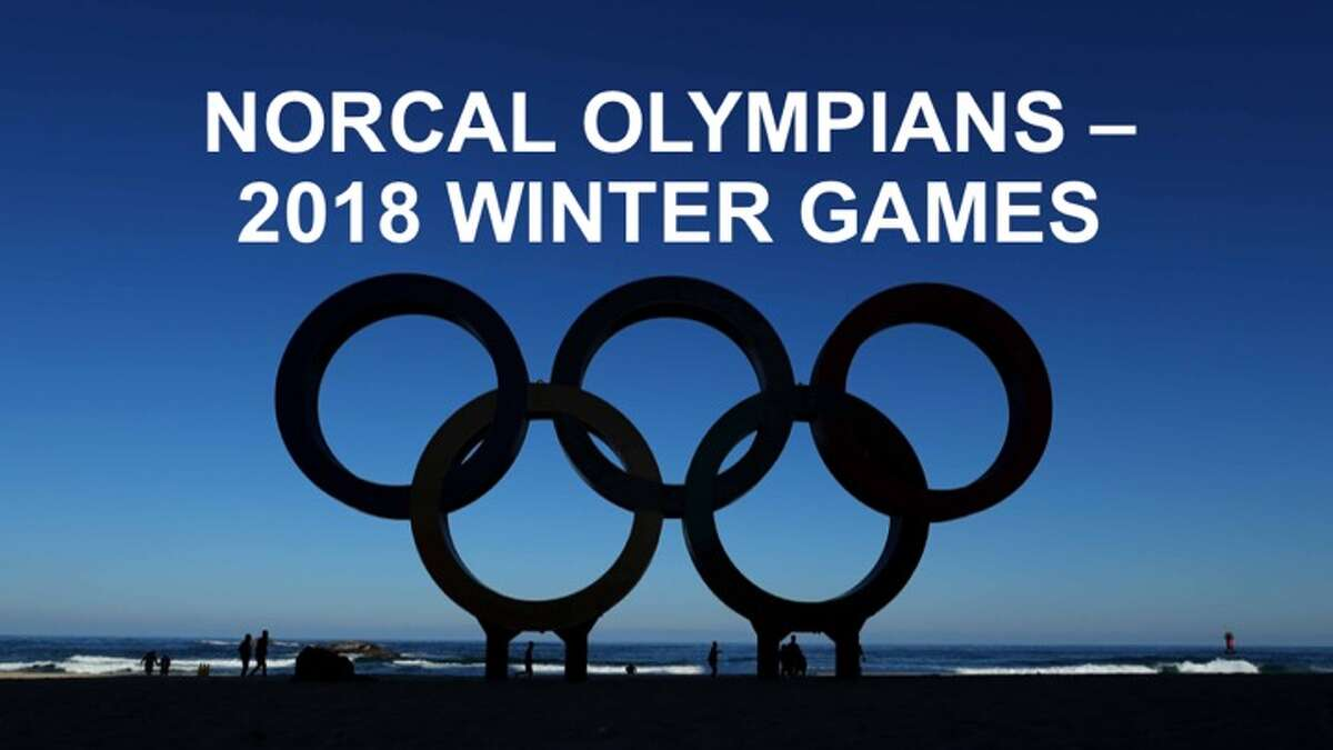 Who are the Northern California Olympians to watch at this year's Winter Olympics? Click through to see our local(-ish) favorites.