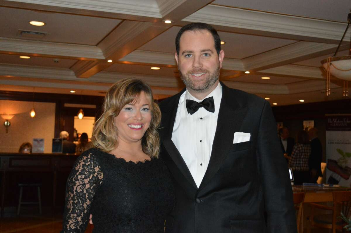 The Marvin and Norwalk Community Health Center was the recipient of proceeds from the annual Mayor's Ball on January 26, 2018. The ball was held at the Waters Edge at Giovanni's in Darien. Were you SEEN?