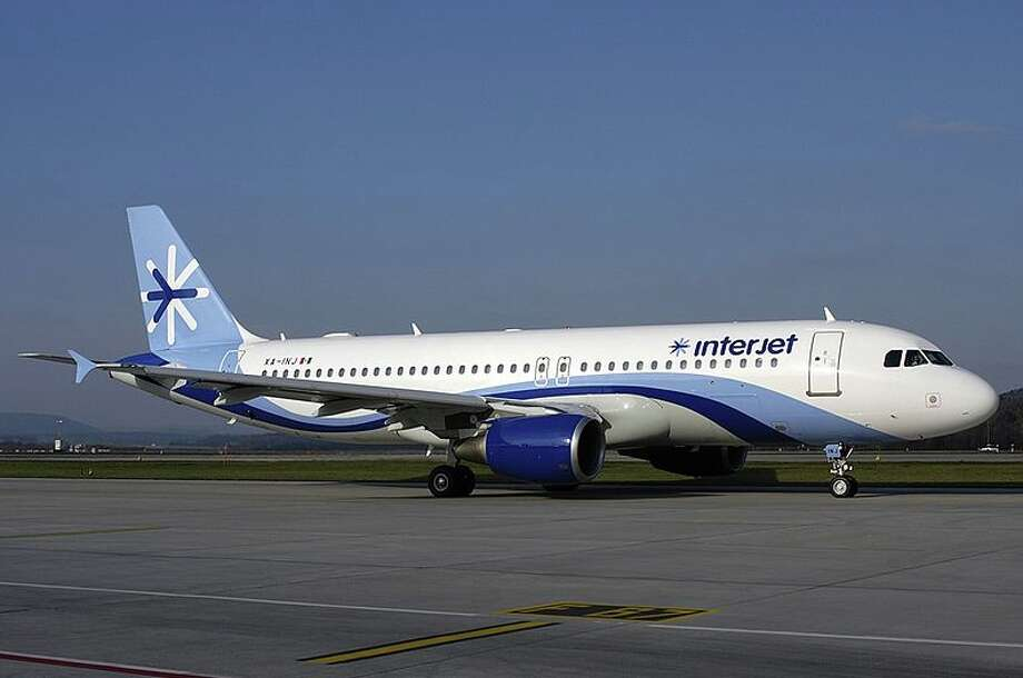 Mexican discounter Interjet making moves on SFO Photo: Rolf Wallner, Wikimedia