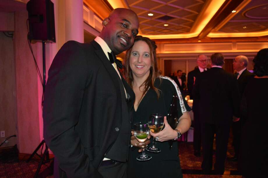 The Marvin and Norwalk Community Health Center was the recipient of proceeds from the annual Mayor's Ball on January 26, 2018. The ball was held at the Waters Edge at Giovanni'€™s in Darien. Were you SEEN? Photo: Todd Tracy / Hearst CT Media