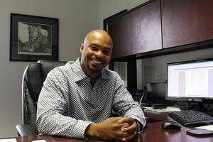 Conroe Independent School District Board of Trustees Member Datren L. Williams.