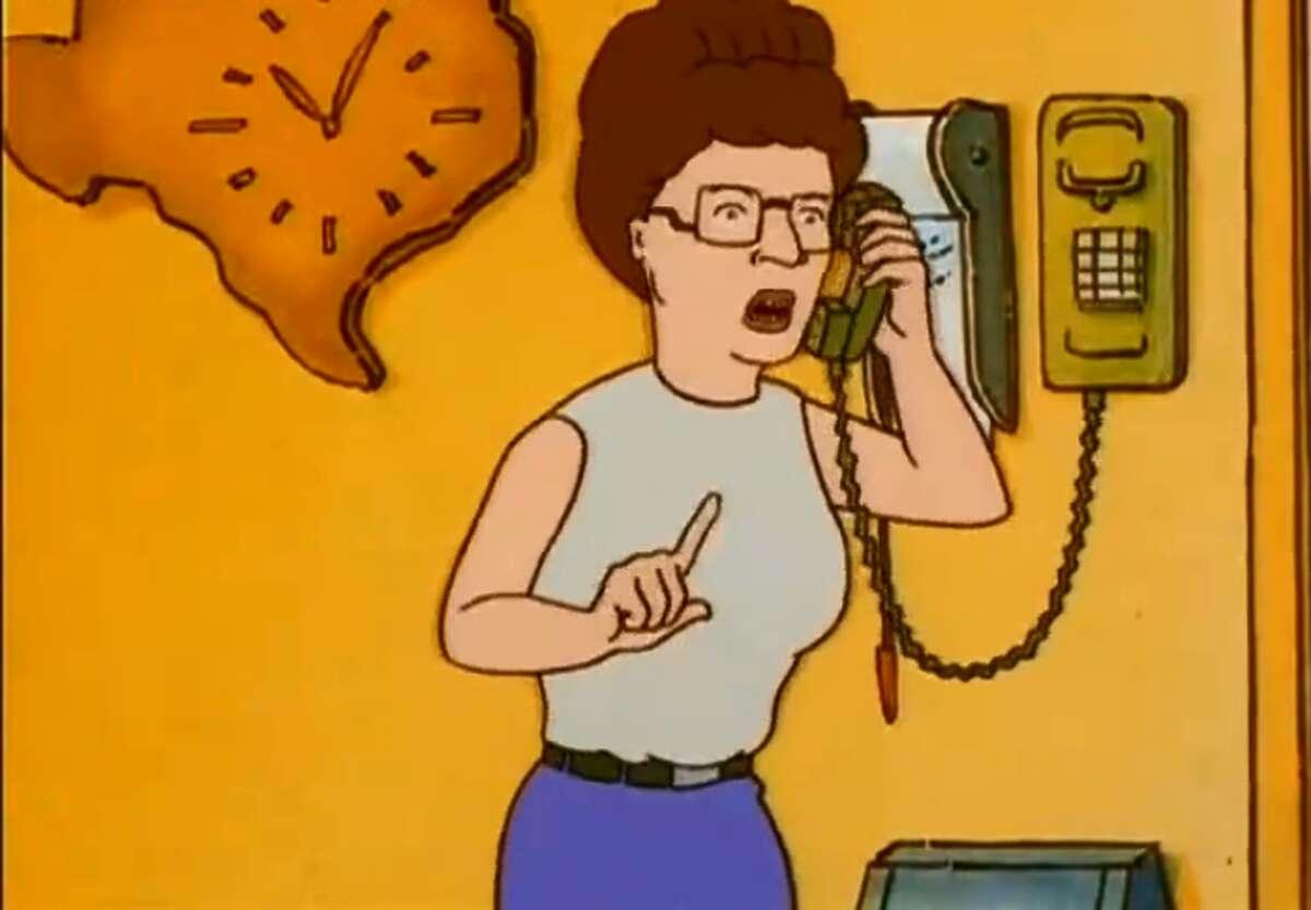 Peggy: