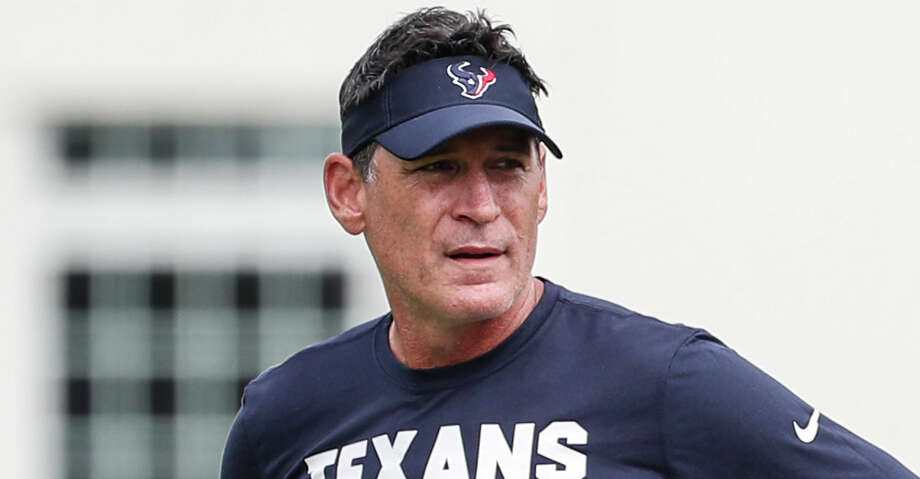 New Titans head coach Mike Vrabel hired Pat O'Hara (pictured) as his quarterbacks coach and Shane Bowen to coach the outside linebackers. Photo: Brett Coomer/Houston Chronicle