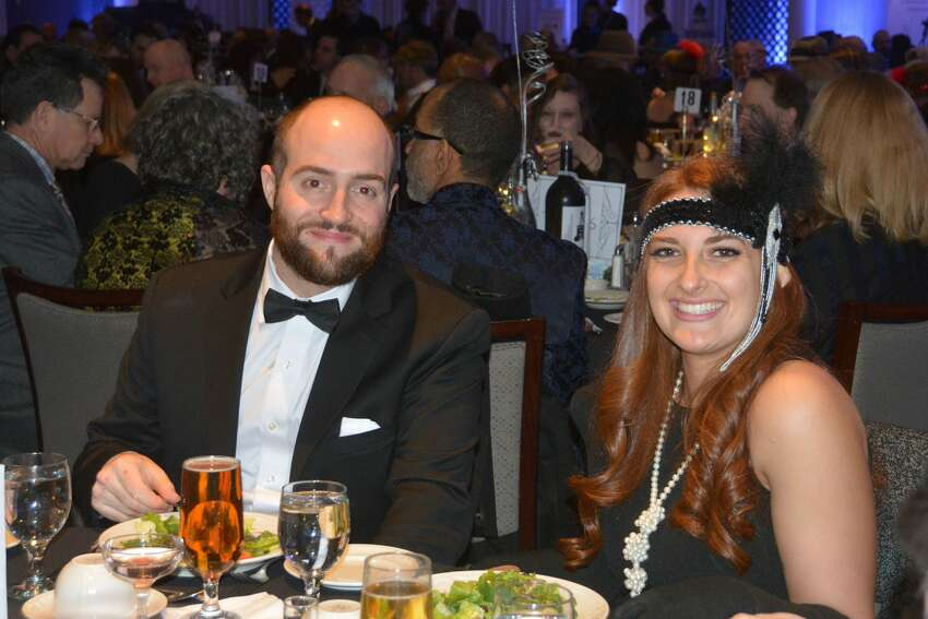 Hat City Ball The annual Hat City Ball was held by Friends of The Danbury Museum & Historical Society at the The Amber Room Colonnade on January 26, 2018. CityCenter Danbury was honored with the Hat City Award for Preservation Excellence. Guests enjoyed dinner and dancing at the speakeasy-themed ball. Were you SEEN? View more photos.
