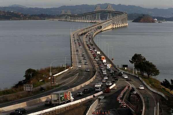 Richmond San Rafael Bridge To Get New Traffic Lane In April