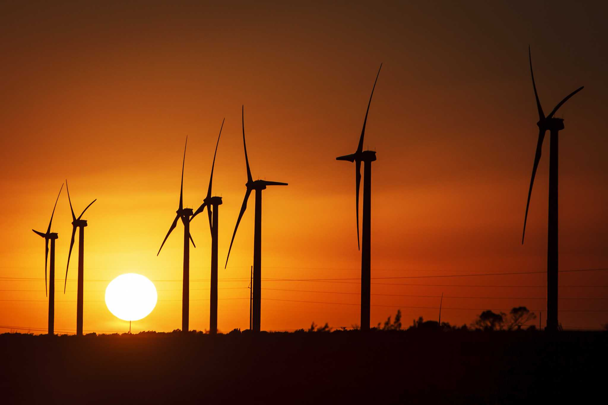 Texas wind power continues to dominate - Houston Chronicle