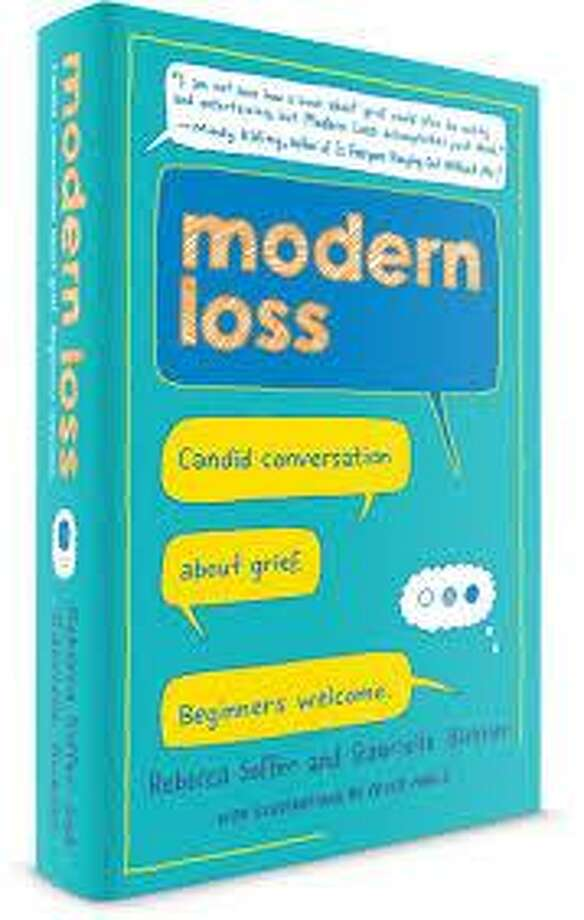 "Gabrielle Birkner, a Stamford High School graduate and former reporter for the Stamford Advocate, is co-author with Rebecca Soffer of the new book ""Modern Loss: Candid Conversation About Grief. Beginners Welcome."" Photo: Contributed Photo / Stamford Advocate  contributed"