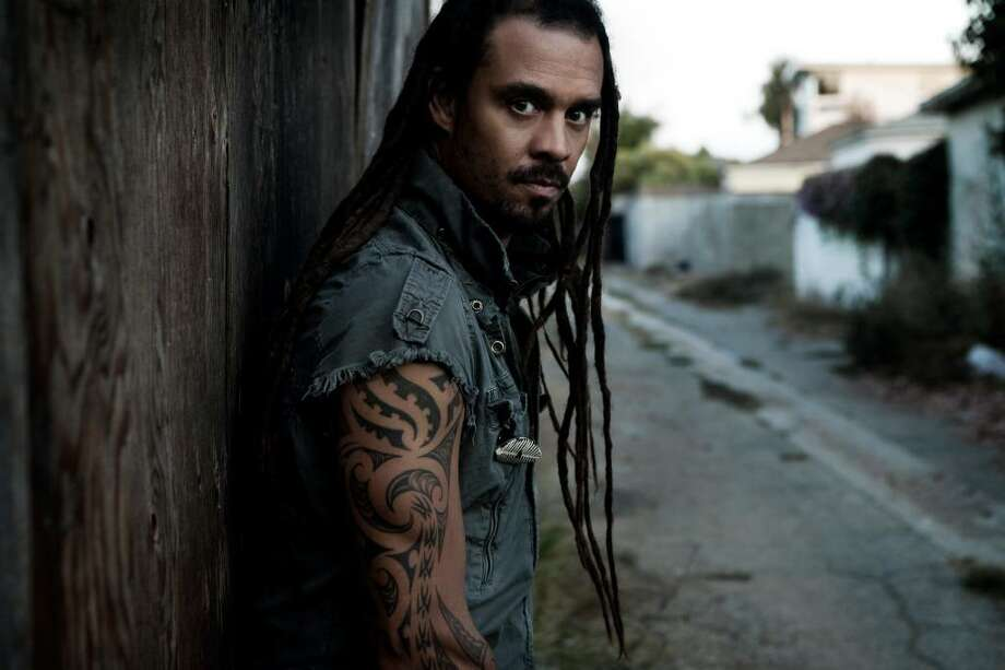 Michael Franti	  (Photo by James Minchin)
