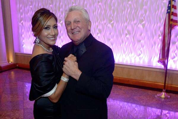 Norwalk Mayor Harry Rilling and his wife Lucia Rilling dance at the 2018 Mayors Ball Friday at the Waters Edge at Giovannis in Darien. Proceeds will go to The Marvin and Norwalk Community Health Center.