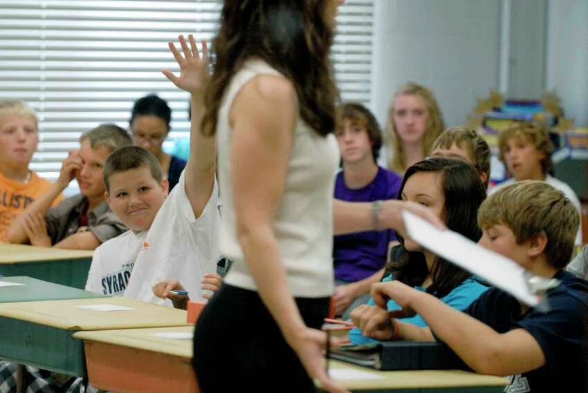 For years, students have been taught about physical health in health class with little focus on the role mental health plays in a person?s overall well being. This fall, mental health literacy will be introduced in schools statewide. (Michael P. Farrell / Times Union )