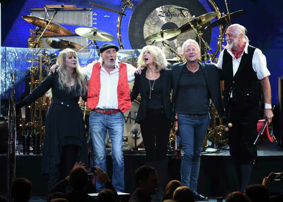 Fleetwood Mac will be at Times Union Center in 2019. Keep clicking for concerts and other shows coming soon. Photo: Evan Agostini / 2018 Invision