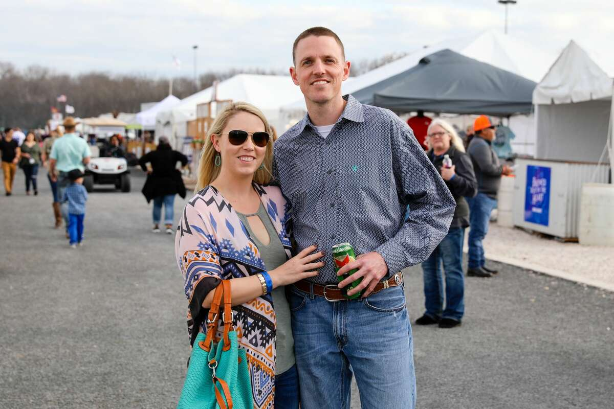 The San Antonio Stock Show & Rodeo Bar-B-Que Cook-Off drew eager rodeo enthusiasts on January 26-27, 2018 to grounds near the Salado Creek for some tasty que and live music in an annual fundraiser that kicked off the rodeo's opening events.